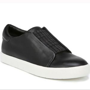 Vince Cantara Leather Sneakers